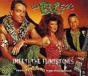 b 52s meet the flintstones