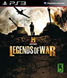History Legends of War (PS3)