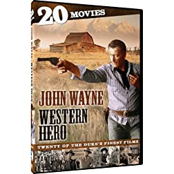 John Wayne: Western Hero - 20 Movie Collection