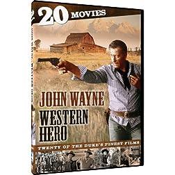 John Wayne: Western Hero - 20 Movie Collection