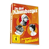 """Die drei Klumberger - Die komplette Serie [2 DVDs]von """"Torsten Sense"""""""