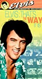 Video - Elvis - That's the Way It Is [VHS]