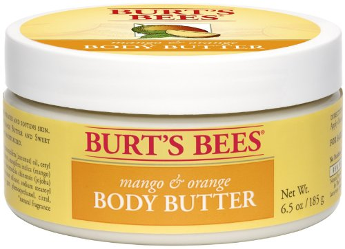 Burt's Bees Smooth Mango & Orange Body Butter, 6.5 Ounce (Mango 99 compare prices)