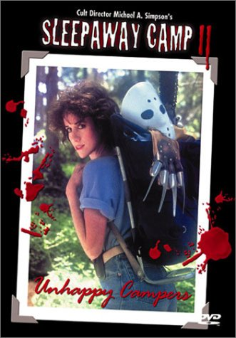 Sleepaway Camp II: Unhappy Campers / Спящий лагерь 2 (1988)