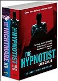 Lars Kepler A Joona Linna Crime Collection Lars Kepler 2 Books Set (The Hypnotist, The Nightmare)