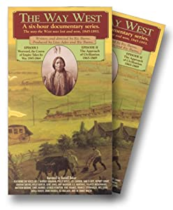 The Way West [VHS]