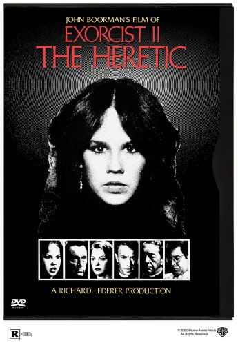 Cover art for  Exorcist II: The Heretic (Snap Case Packaging)