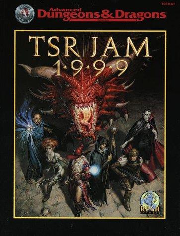 TSR Jam 1999 (Advanced Dungeons & Dragons)