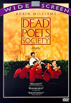 "Cover of ""Dead Poets Society"""