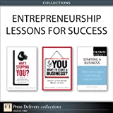 img - for Entrepreneurship Lessons for Success (Collection) book / textbook / text book
