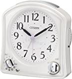 CITIZEN (シチズン) 目覚し時計 ムーランR02 メロディアラーム バード音アラーム 8RMA02-003
