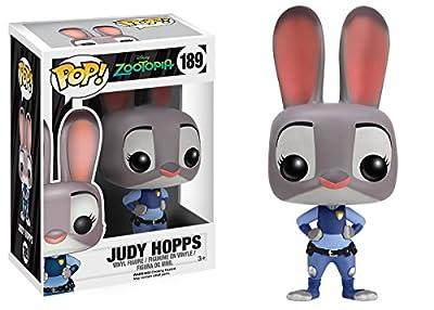 Funko Judy Hopps POP Disney: Zootopia Figure from Funko