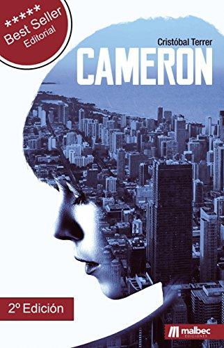 Portada del libro Cameron de Cristóbal Terrer