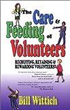 The Care & Feeding of Volunteers