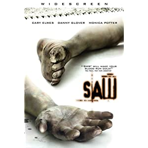 Click to buy Scariest Movies of All Time: Saw from Amazon!