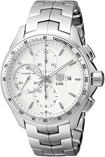 TAG Heuer Men's CAT2011.BA0952 Link Chronograph Watch