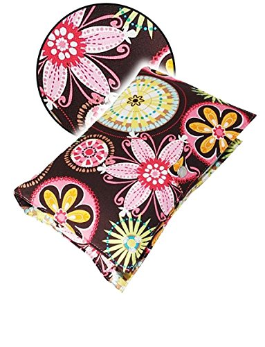 boubalou-Custodia-pannolini-Flowers-Borsa-fasciatoio-da-viaggio-piccola-in-plastica