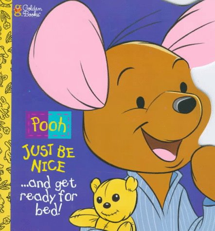 Just Be Nice and Get Ready For Bed (Pooh), Shelagh Canning