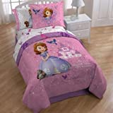 Disney's Sofia the 1st Sweet Princess Comforter, Twin