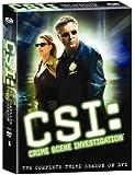 CSI: Crime Scene Investigation - The Complete Third Season