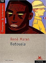 Rene maran batouala