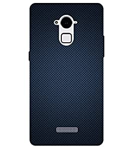 Chiraiyaa Designer Printed Premium Back Cover Case for Coolpad Note 3 Plus (pattern blue stripes awesome) (Multicolor)