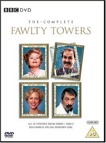 The Complete Fawlty Towers [1975] [DVD]