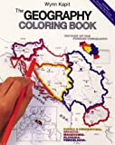 img - for The Geography Coloring Book (2nd Edition) book / textbook / text book