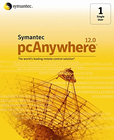 Symantec pcAnywhere 12.0 Host & Remote - 1 User