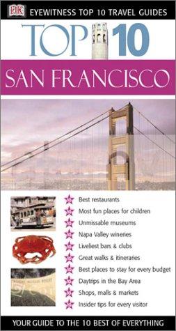 San Francisco (Eyewitness Top 10 Travel Guides) front-277136
