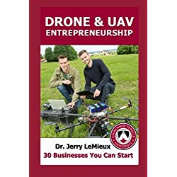 Drone Entrepreneurship: 30 Businesses You Can Start