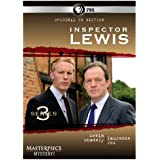 Masterpiece Mystery: Inspector Lewis Series 3 (U.K. Edition)