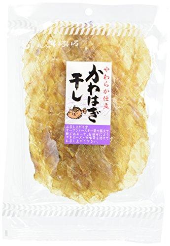 上野珍味 かわはぎ干し 150g
