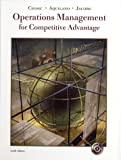 Operations Management for Competitive Advanage with CD-ROM and PowerWeb (0072509619) by Chase, Richard B