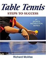 Table Tennis: Steps to Success (Steps to Success Activity Series)
