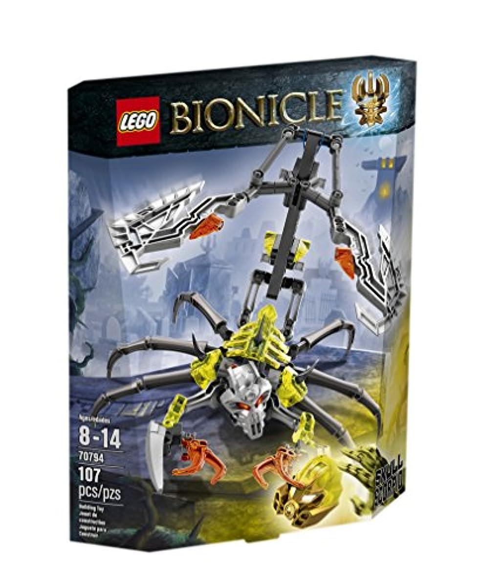 [해외] LEGO BIONICLE 70794 SKULL SCORPIO BUILDING KIT-6100274