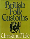 img - for British Folk Customs book / textbook / text book