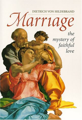Buy Marriage The Mystery of Faithful Love091847759X Filter