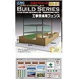 N misurare BD-03 cantiere recinzione grigio (Giappone import / Il pacchetto e il manuale sono scritte in giapponese)