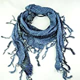 512VN6GMXtL. SL160  Triangle Type Leopard Print Dark Blue Jewelry Scarves,nl 1491f