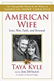 img - for American Wife: A Memoir of Love, War, Faith, and Renewal book / textbook / text book