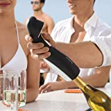 Brookstone Automatic Wine Opener with Foil Cutter
