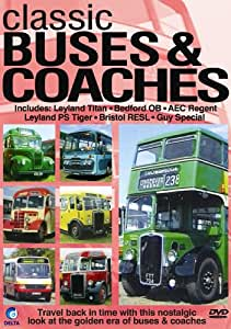 Classic Buses & Coaches [DVD]