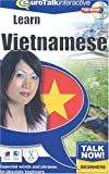 Talk Now Learn Vietnamese: Essential Words and Phrases for Absolute Beginners (PC/Mac)