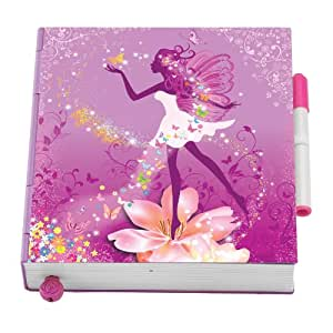 Flutterbye Fairy Flutterbye Surprise Butterfly Diary Purple