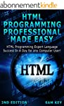 HTML Programming Professional Made Ea...