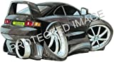 Toyota Celica GT4 Car Sticker Decal - Koolart