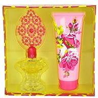 Betsey Johnson By Betsey Johnson Gift Set — 3.4 Oz Eau De Parfum Spray + 6.7 Oz Body Lotion For…