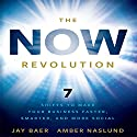 The Now Revolution: 7 Shifts to Make Your Business Faster, Smarter and More Social Audiobook by Jay Baer, Amber Naslund Narrated by Erik Synnestvedt