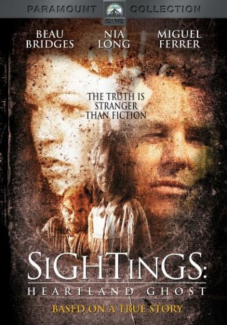 Sightings: Heartland Ghost [DVD] [Region 1] [US Import] [NTSC]